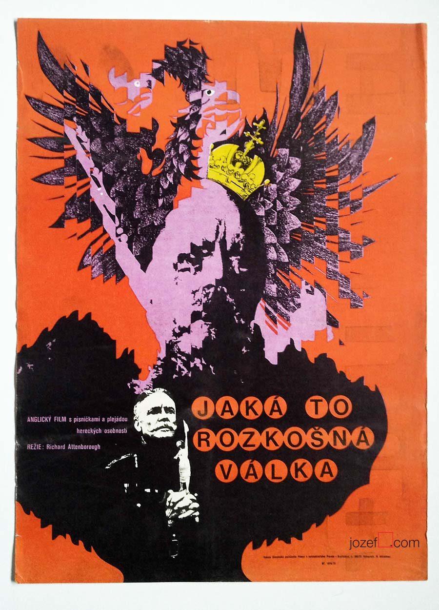 Film poster, 60s poster design