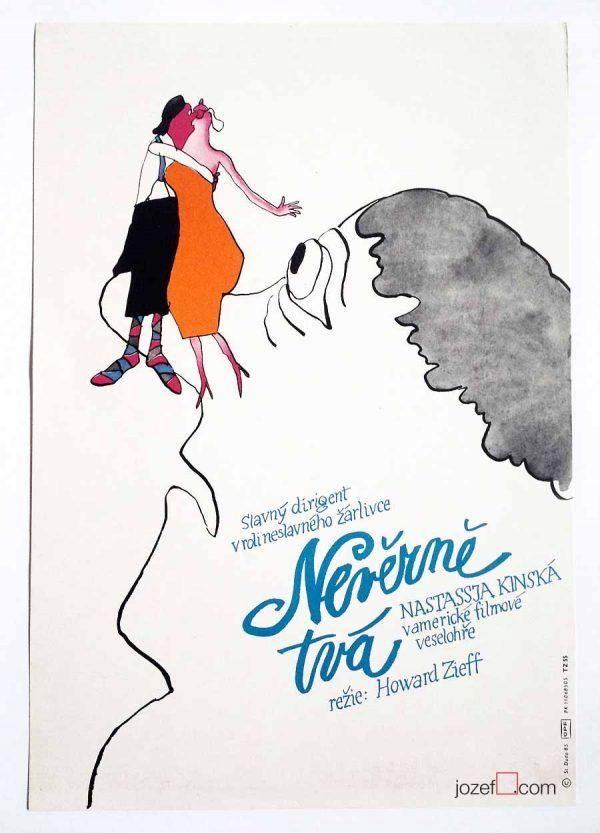 Vintage Movie Poster, 80s Movie Posters
