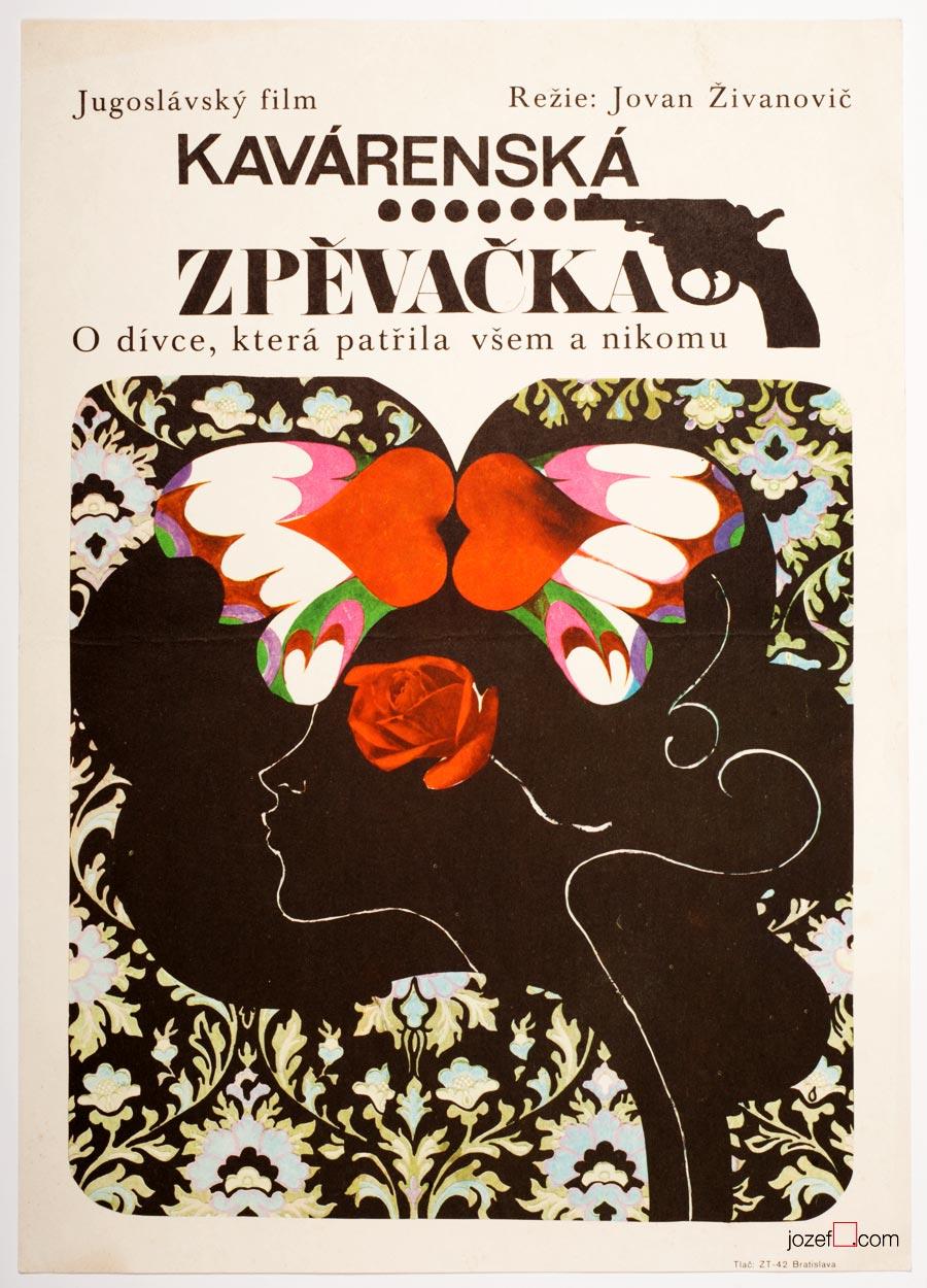 Film Poster, 70s Film Poster