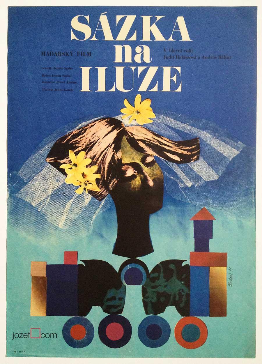 Movie poster, Lovefilm, Istvan Szabo