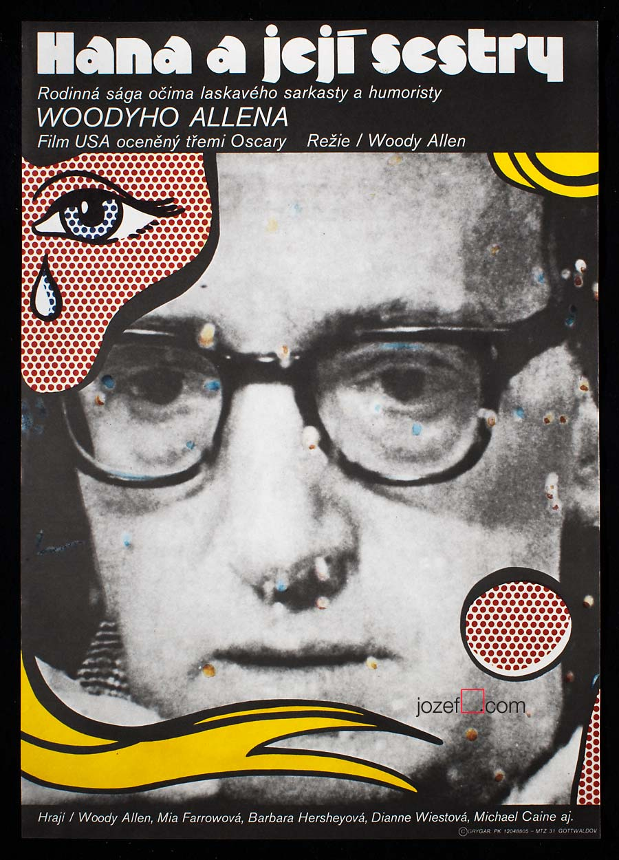 Woody Allen, Original movie poster