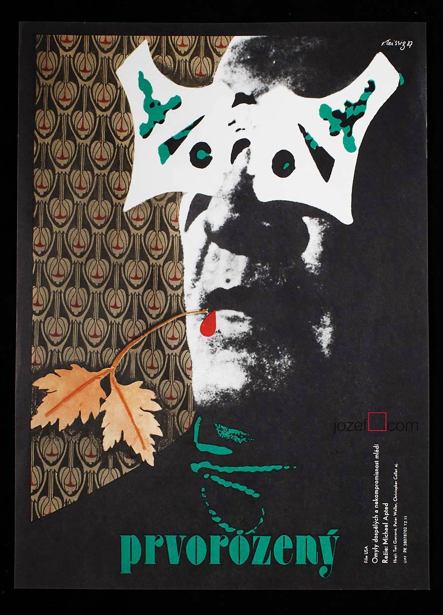 Vintage Poster, Karel Teissig Poster