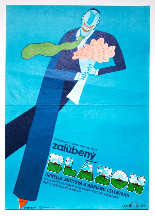 Movie poster, Madly in Love