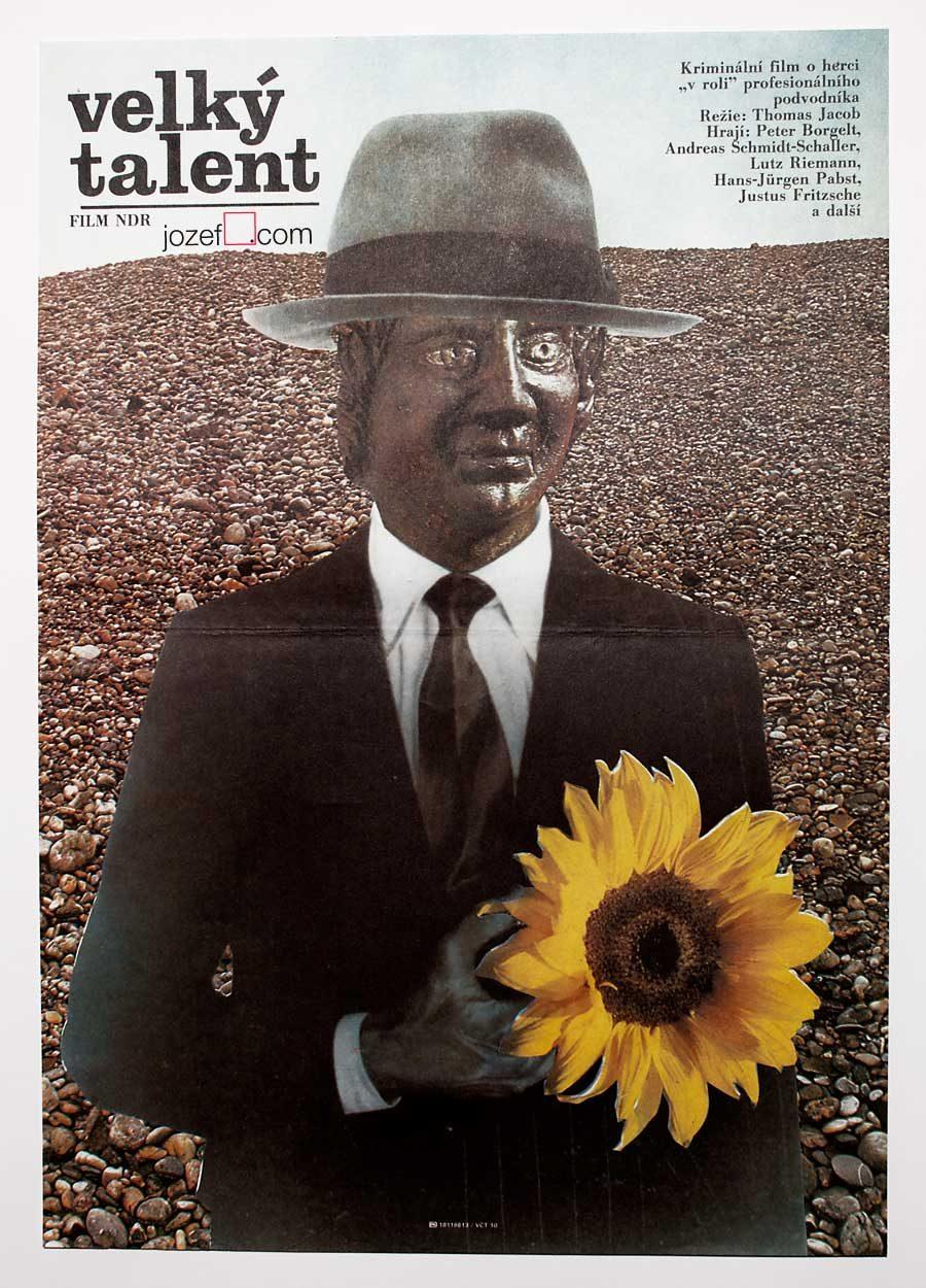 Surreal Poster, 70s Poster Designer