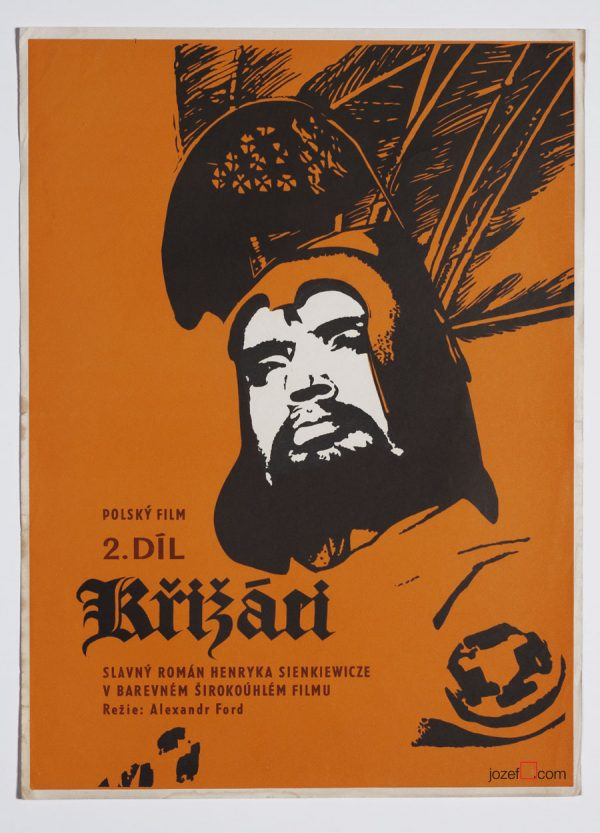 Movie poster, 1960s Poster