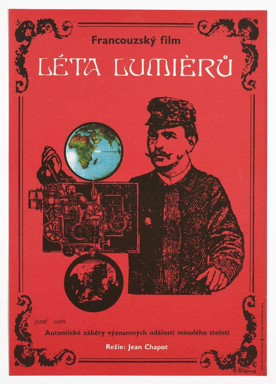Les Années Lumiere, Movie Poster