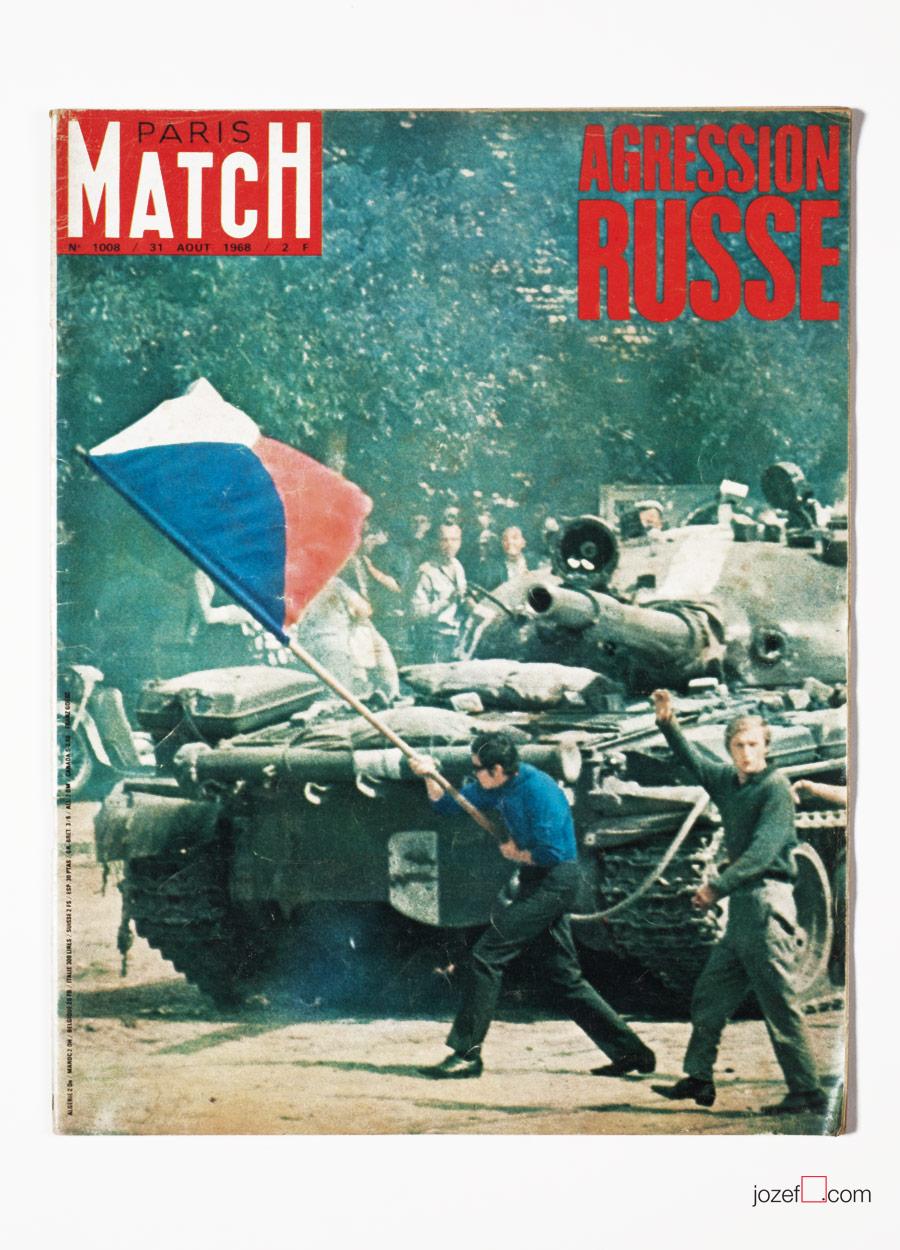 Occupation of Czechoslovakia, August 1968
