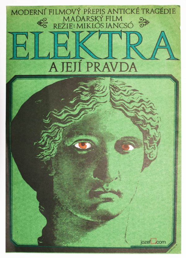 Electra, My Love, movie poster