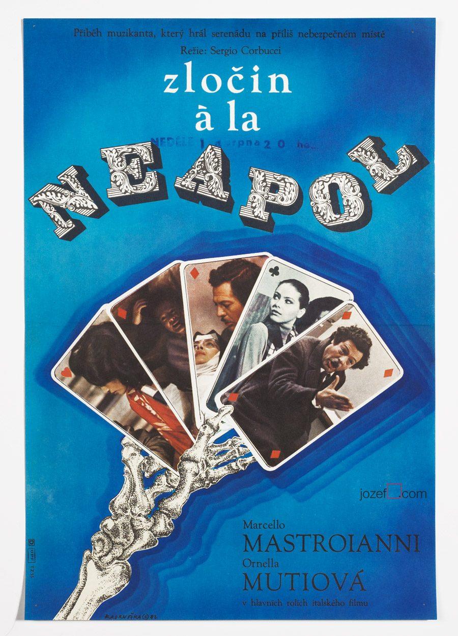 Neapolitan Mystery, Movie Poster