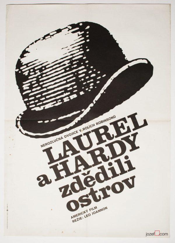 Laurel and Hardy, Movie Poster