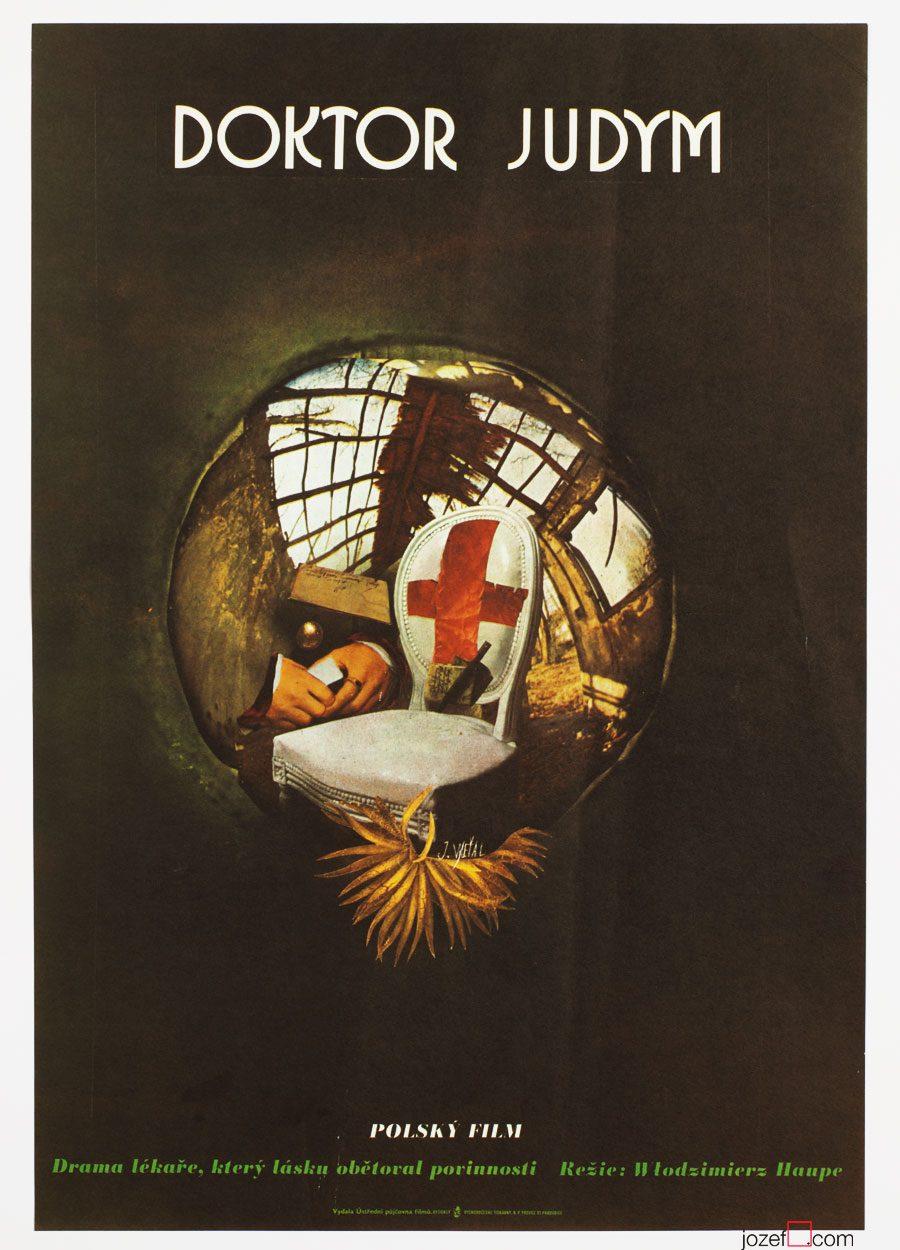 Doctor Judym, Movie Poster, Josef Vyletal