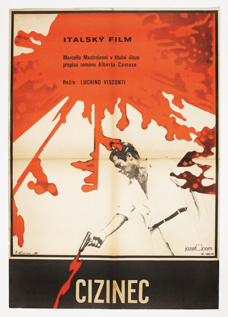 The Stranger, Movie Poster