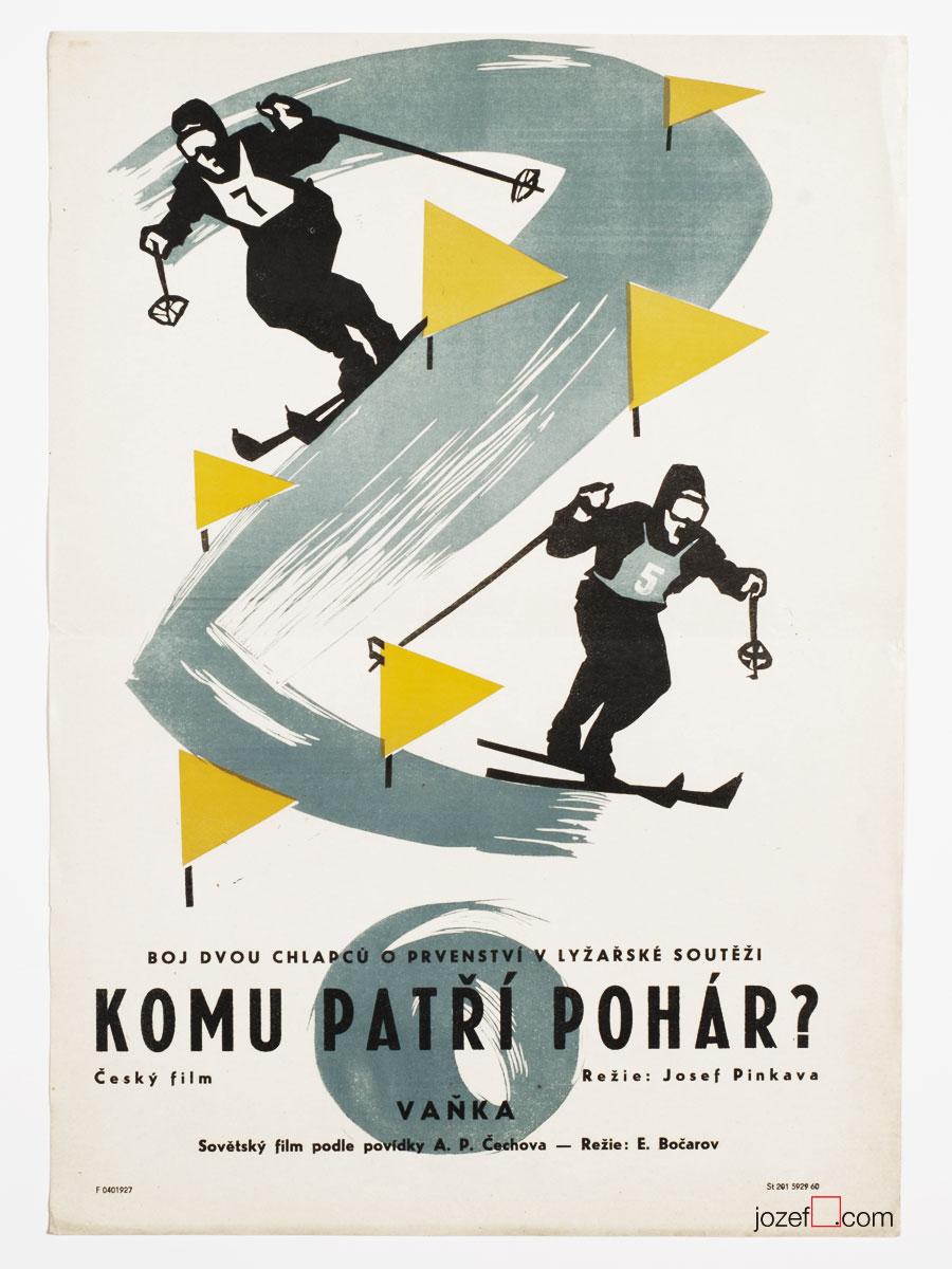 Three tales of Chekhov, Movie Poster