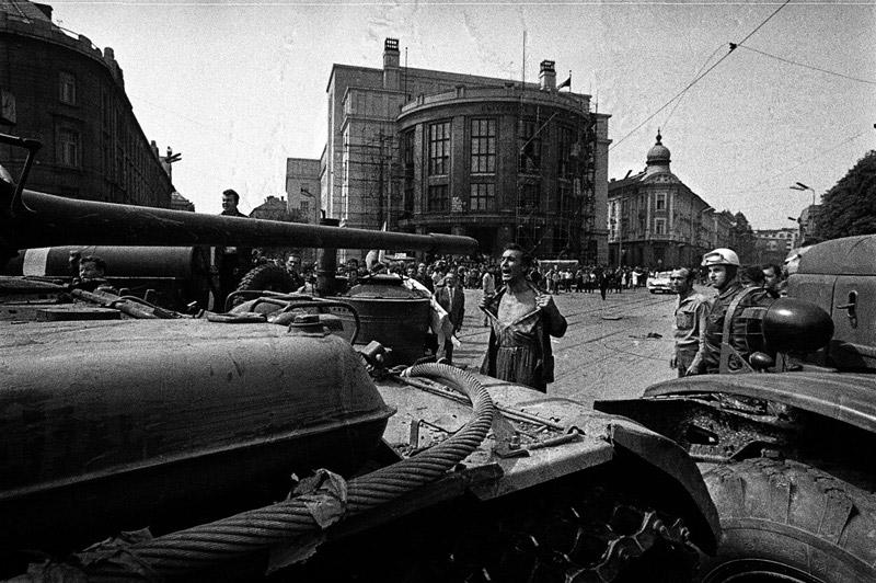 August 1968 Famous Photograph