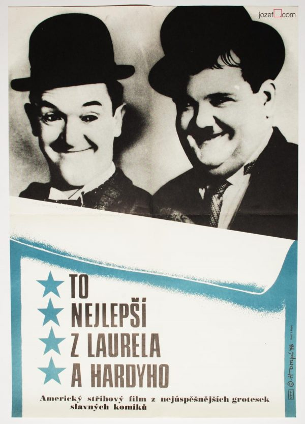 The Best of Laurel and Hardy movie poster