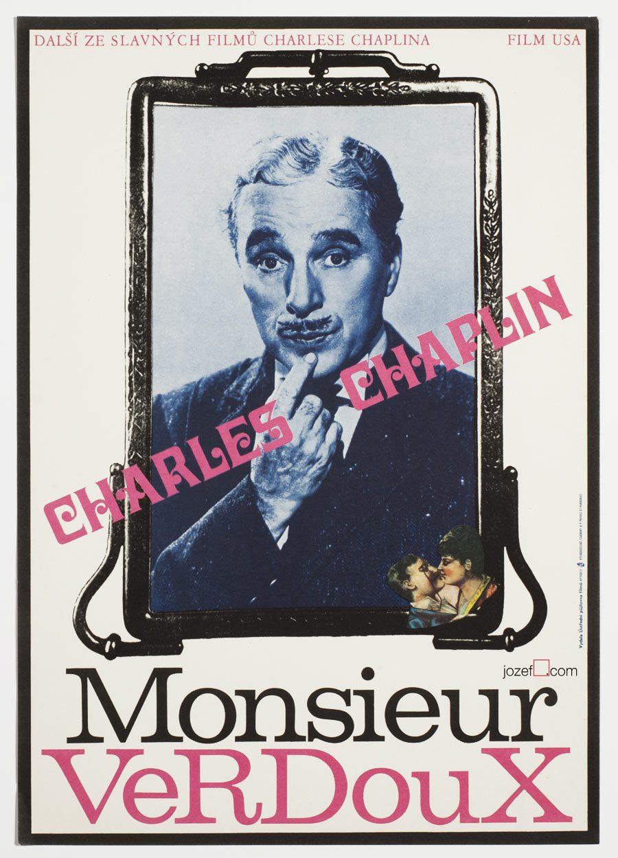 Monsieur Verdoux, Original movie poster