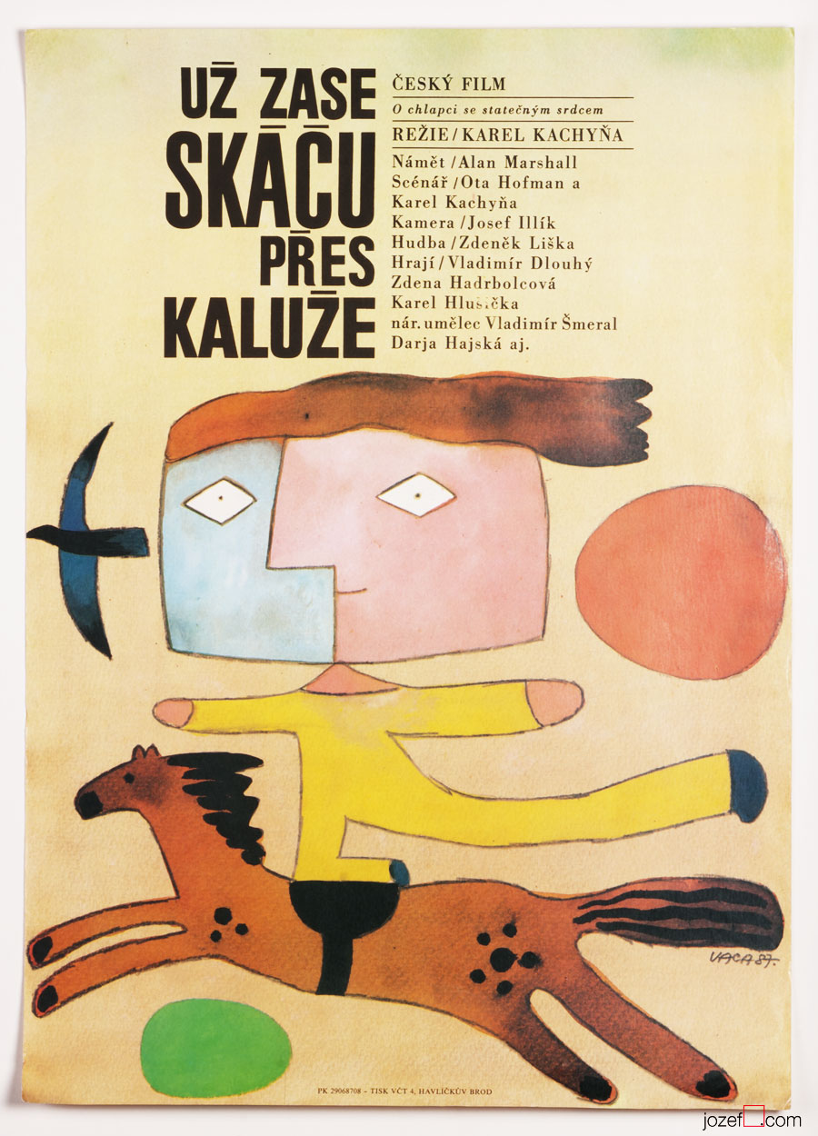 Kids movie posters, Illustration