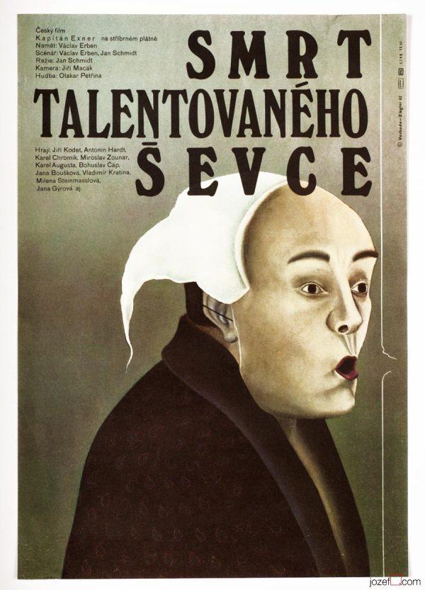 Poster Design, Vintage movie poster