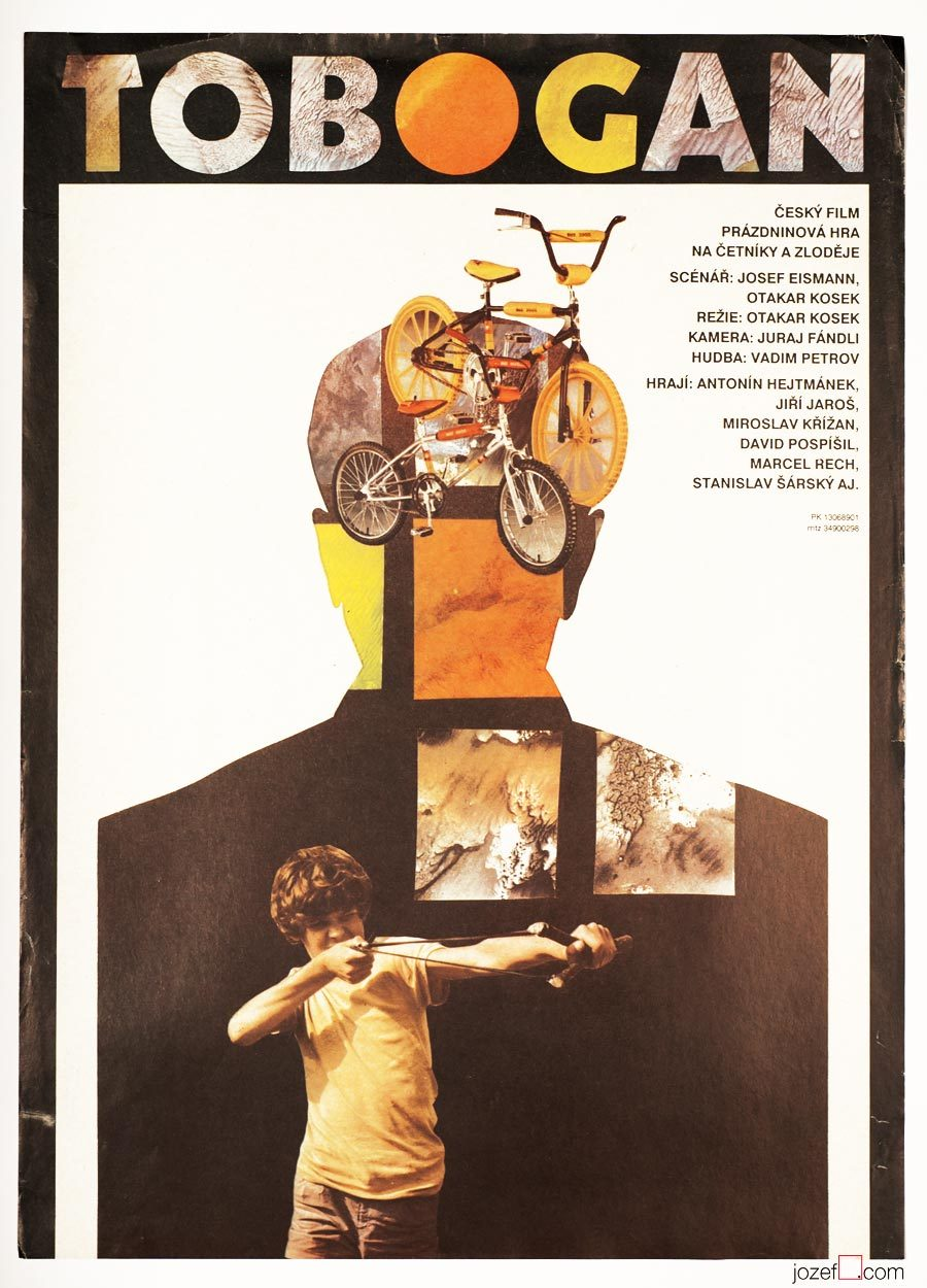 Kids movie poster, Collage poster