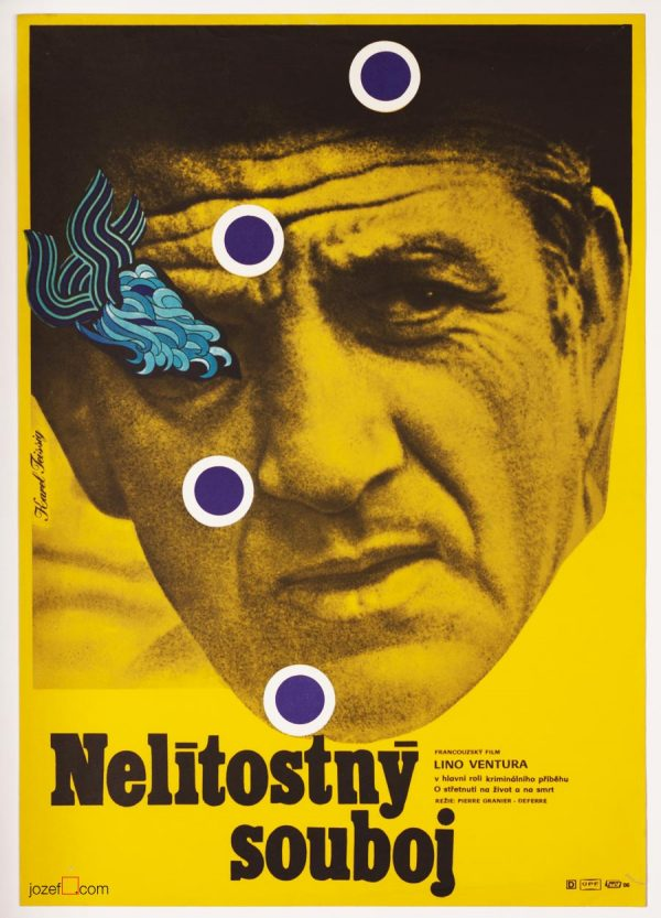 Movie Poster, The French Detective