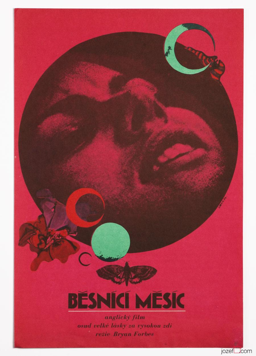Long Ago, Tomorrow, 1970s Vintage Movie Poster