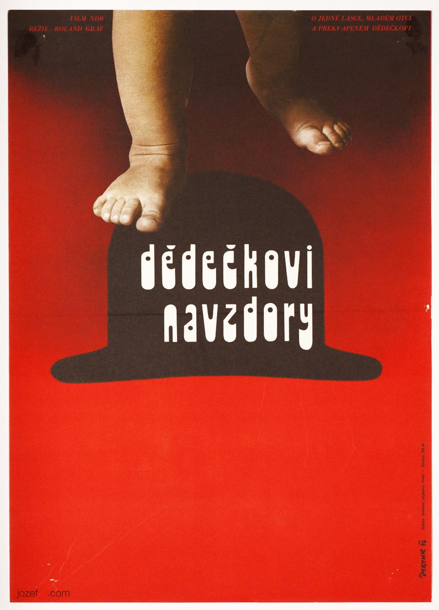 Minimalist Movie Poster, 70s Posters Art