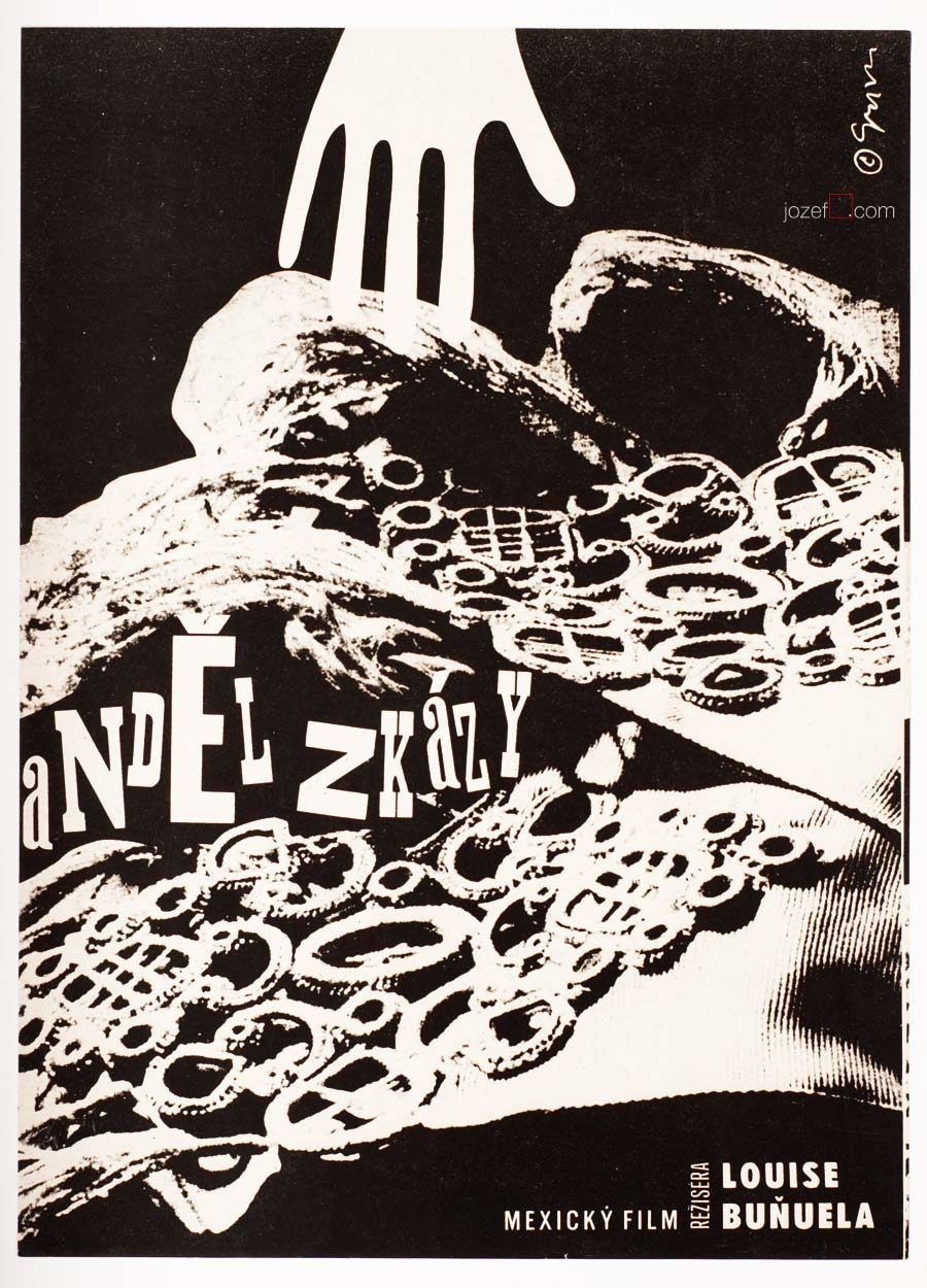The Exterminating Angel, Surreal Poster