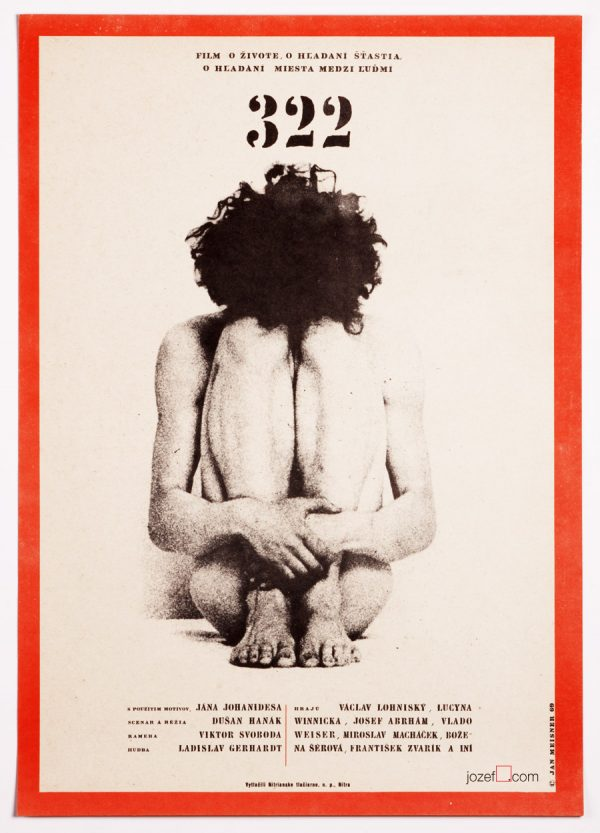 322, 60s Movie Poster