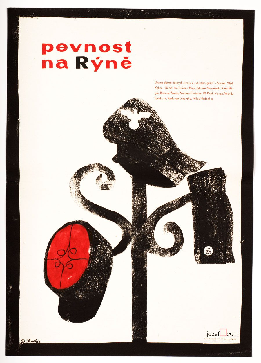 Poster Art, Minimalist movie poster