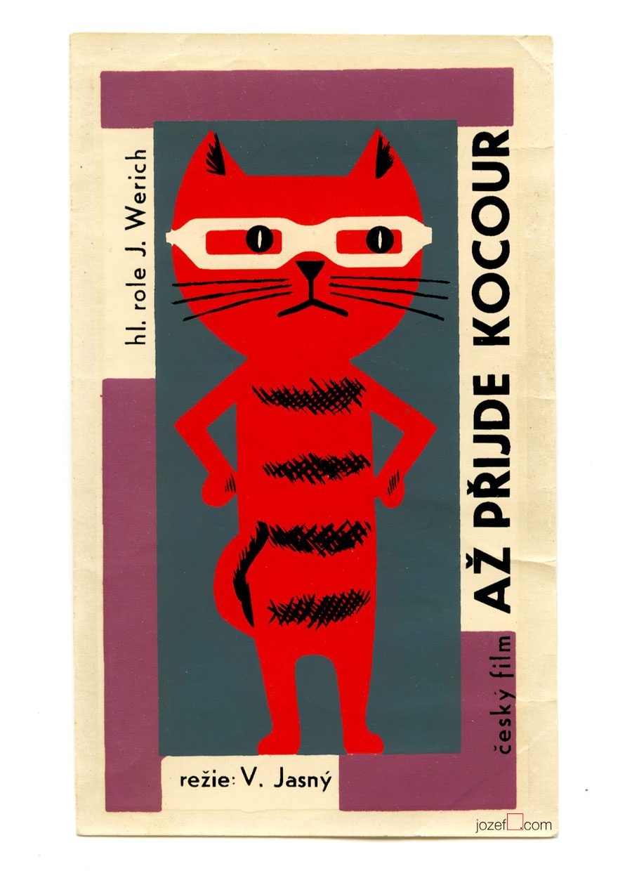 When the Cat Comes / directed by Vojtěch Jasný, 1963