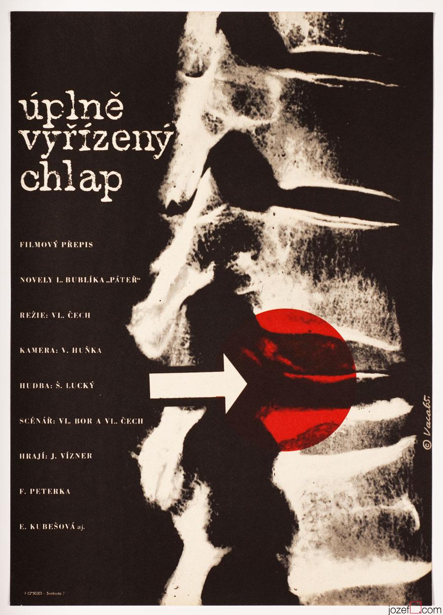 1960s poster, Vintage Poster Design by Karel Vaca