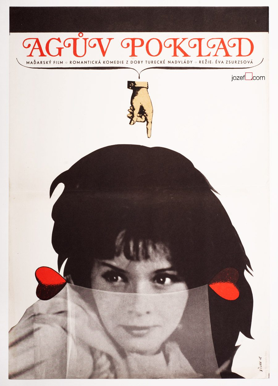 Movie Poster, Wonderful 1960s Poster