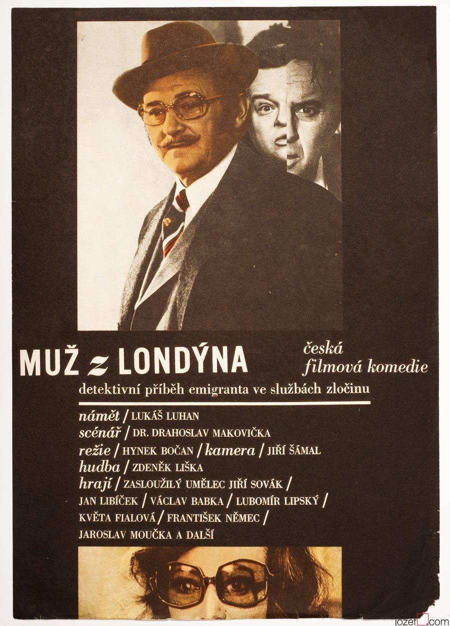 Minimalist movie poster, 70s poster design