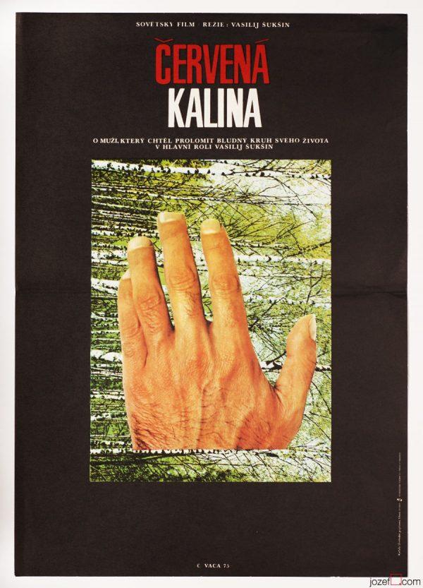 Collage poster, 70s poster art, Karel Vaca