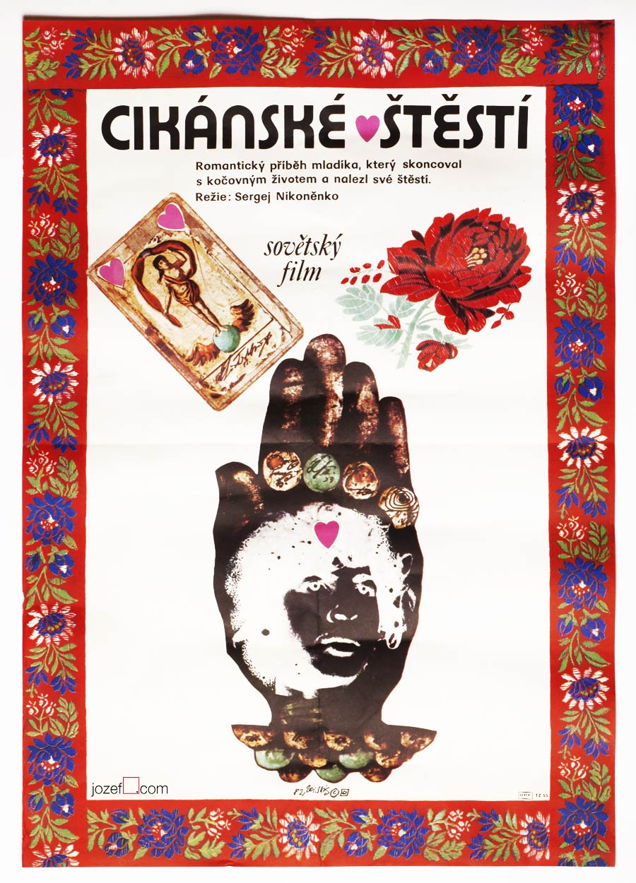 Movie Poster Gipsy Happiness