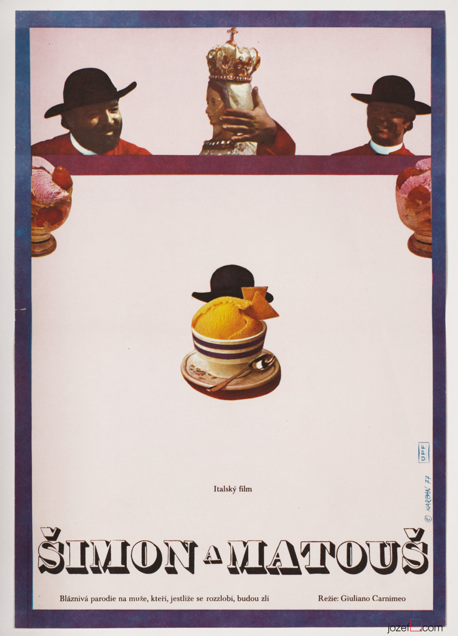 Vintage Poster, The Diamond Peddlers, 1970s Poster Art