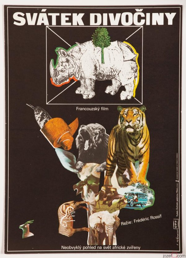 La Fete Sauvage Movie Poster , Documentary Poster