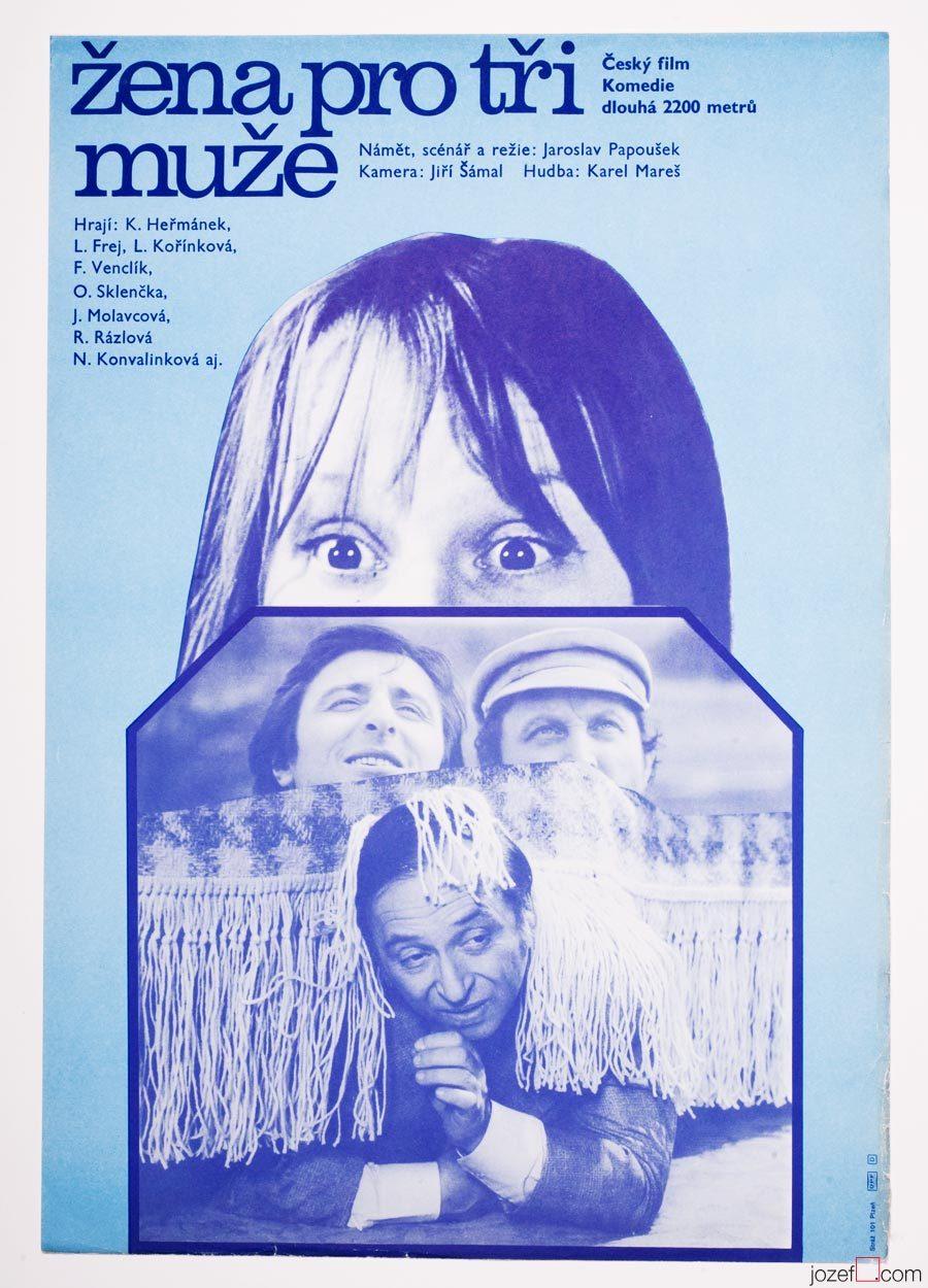 Movie Poster, Minimalist Design