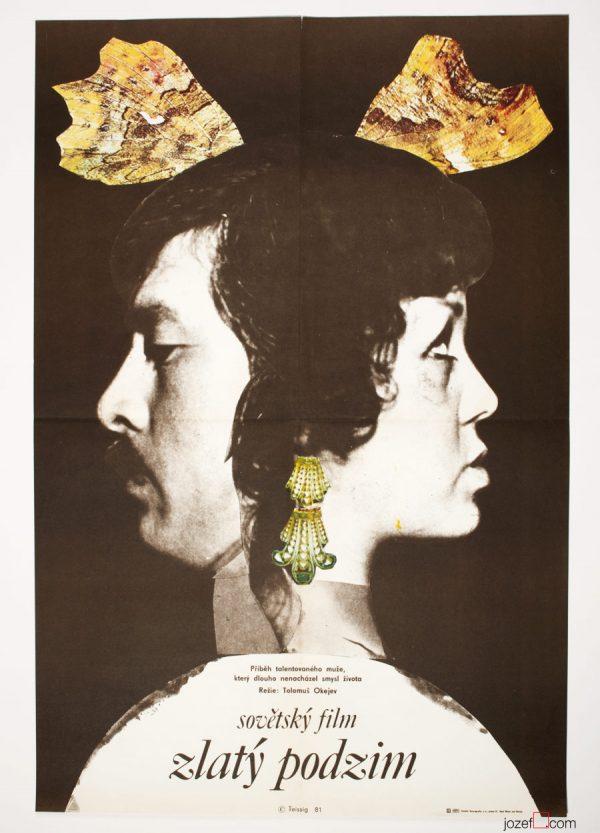Karel Teissig, Golden Autumn Poster