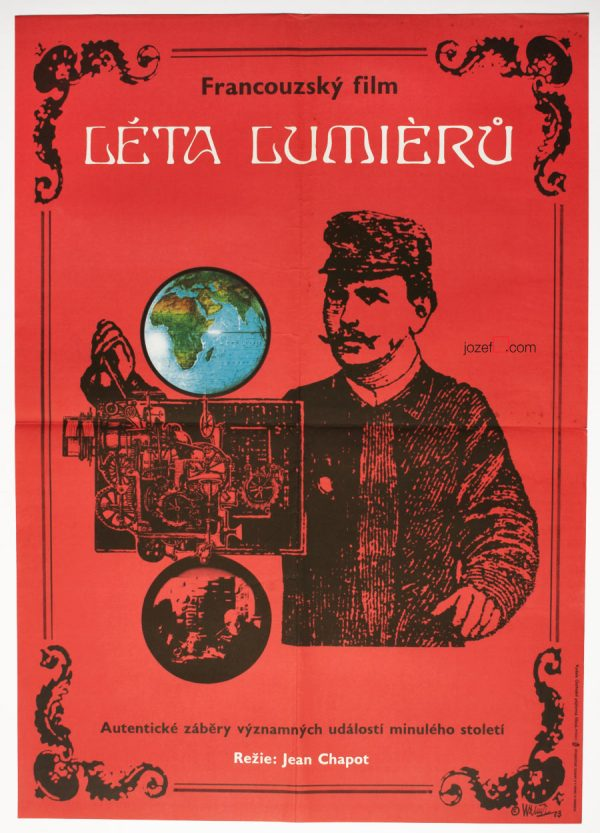 The Lumiere Brothers Film Poster