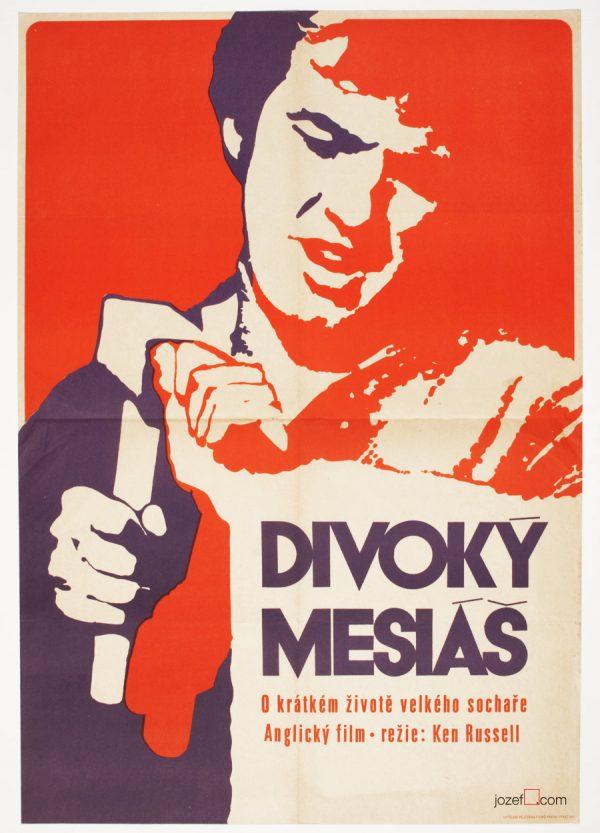 Savage Messiah Movie Poster