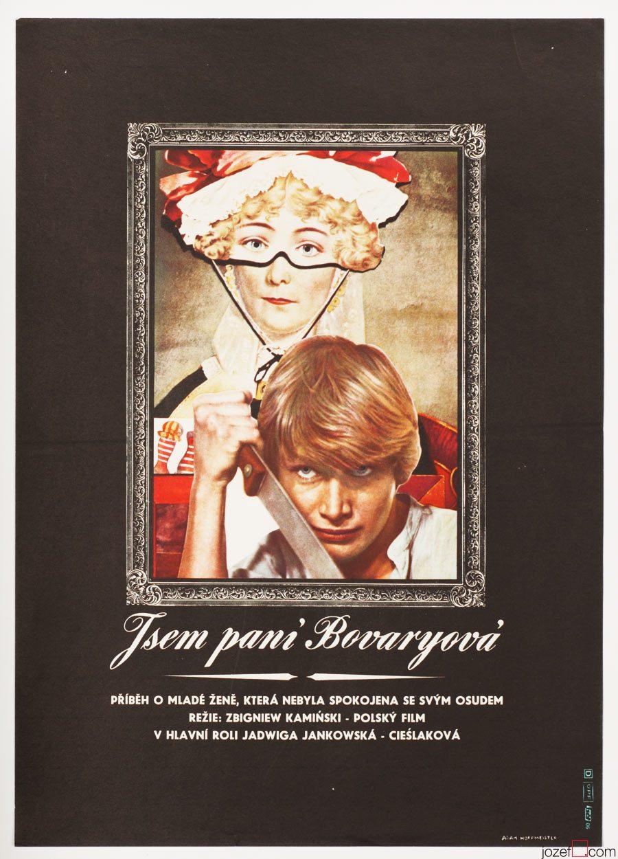 Madame Bovary, 70s Movie Poster