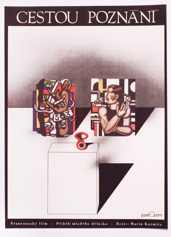 Comrades, 70s Movie Poster Art