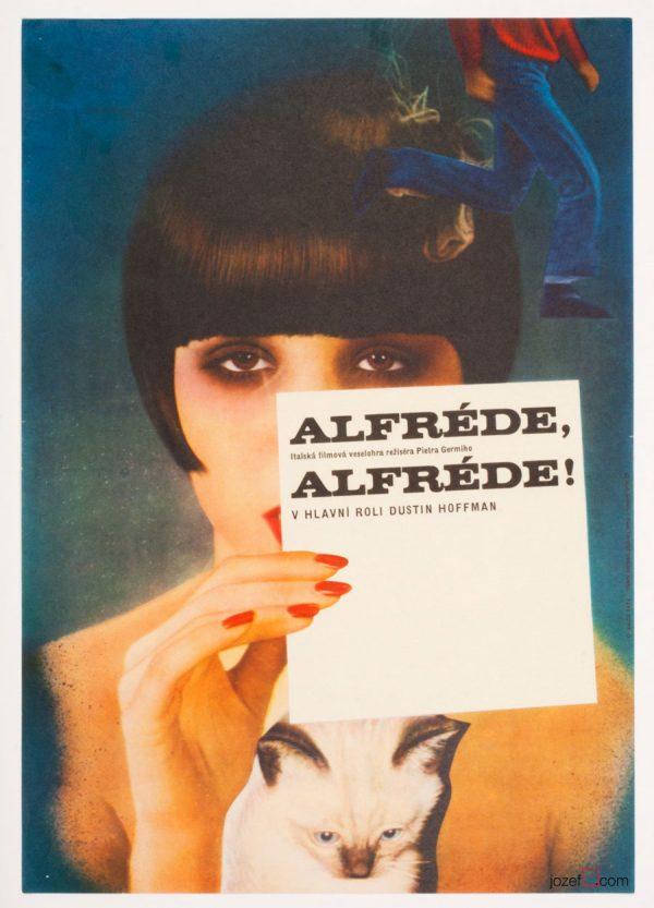 Alfredo, Alfredo Movie Poster, Karel Vaca Artwork