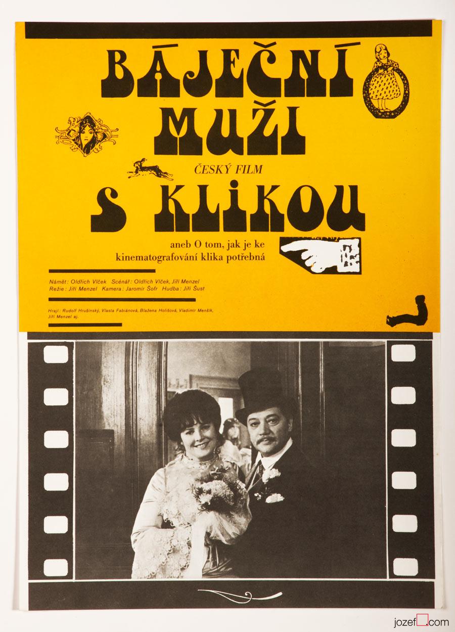 Those Wonderful Movie Cranks Film Poster