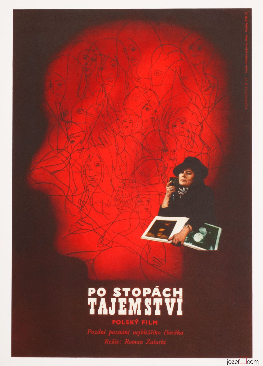 The Secret, Movie Poster, polish Cinema