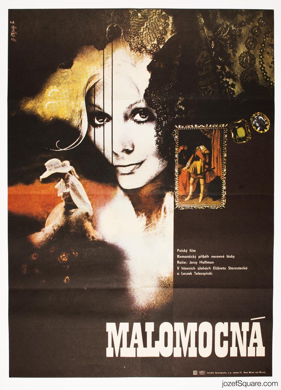 Leper Movie Poster, Romantic Poster Art