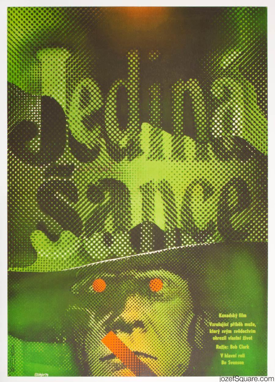 Breaking Point Movie Poster, Zdenek Ziegler