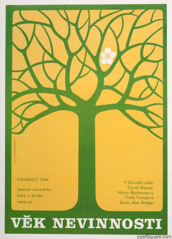 Age of Innocence Movie Poster, Minimalist Poster Art