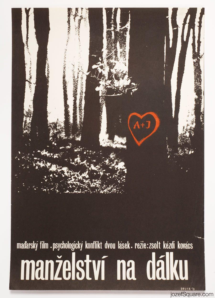 When Joseph Returns, Romantic Poster Art